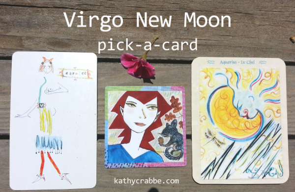 Virgo New Moon: Forging Forward with Freedom & Hope