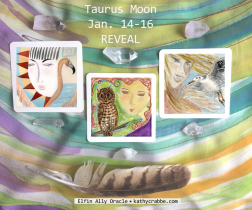 Inner Peace Shake UP + Pick a Card: Taurus Moon Vibes Jan. 14-16