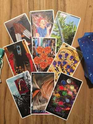 The Hidden Light Tarot