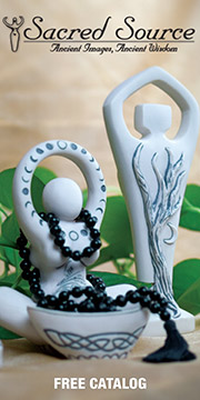 sacred source pagan goods