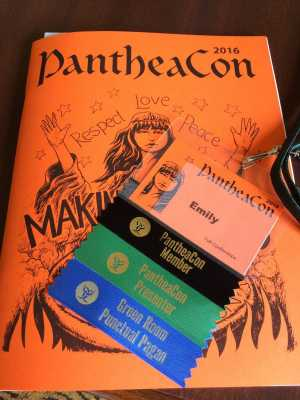 Pop Culture Magick at Pantheacon 2016