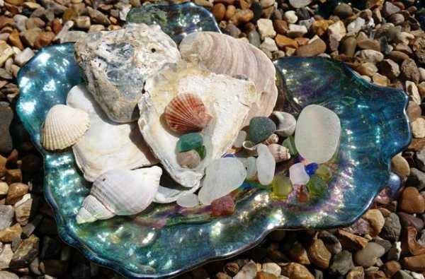 Shells & Sea Glass