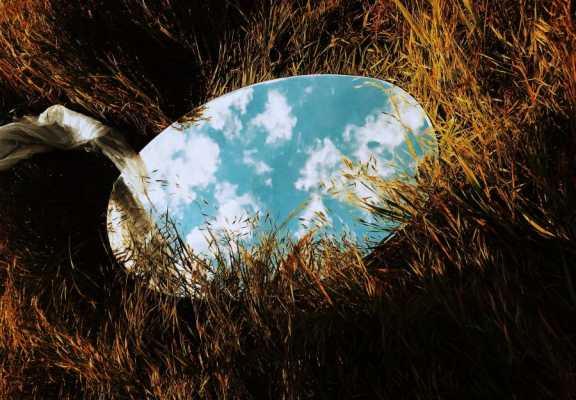 Banishing mirror spell