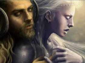 Oak Moon: the love affair of Pan and Selene