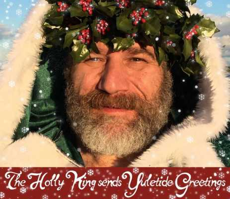 Happy Yule from The Holly King (free gift)