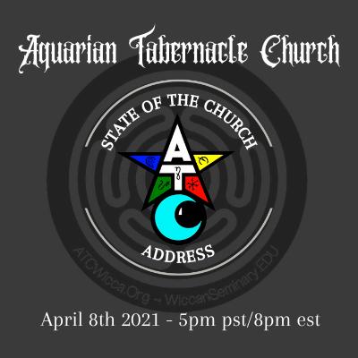 ATC State of the Church Address 2021