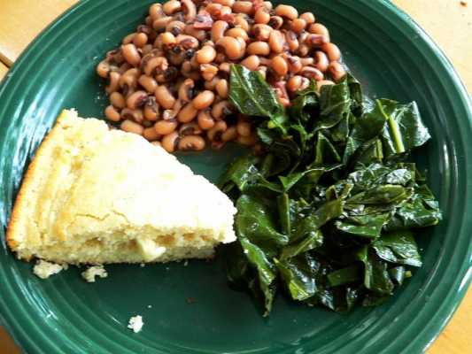 Peas, Collards, and Prosperity Magic