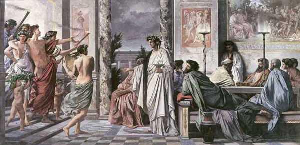 Eros's Symposium