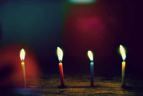 The Supernatural Spectrum – Candle Color Magic
