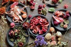 Flower Remedy Ritual