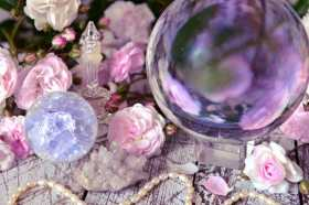New Moon Crystal Shrine
