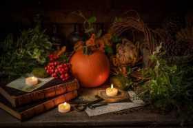 Sabbat of Samhain – October 31st All Hallow's Eve