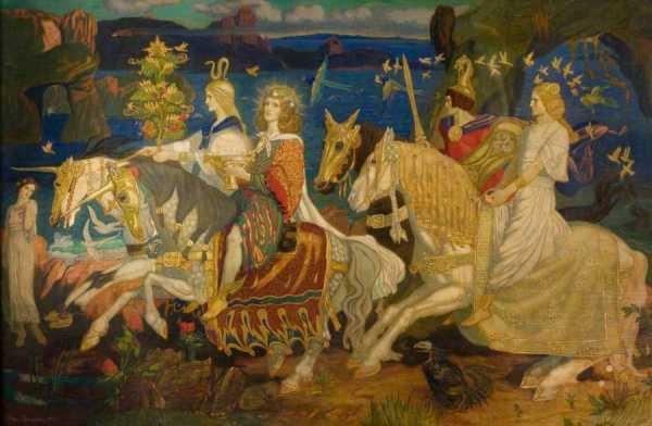 Dangerous Fairy Women