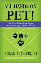 """All Hands on Pet!"" By Susan Davis, PT."