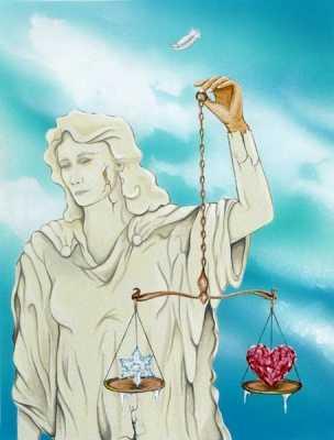 Justice Symbolism