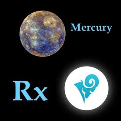 Mercury Retrograde In Aries (and How to Use Tarot to Survive and Thrive)