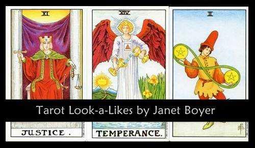 Tarot Look-a-Likes