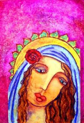 The Sorrowful Magdalena