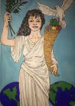 May the Peace of the Goddess Be Upon You: A Goddess for These Times