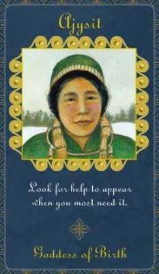 Weekly Goddess Inspiration: Ajysit