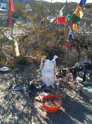 Decoration Day-A May-time Dia de los Muertos