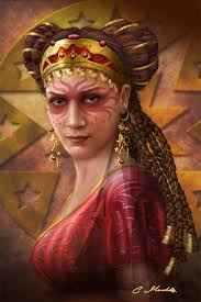 Tarot Invocation and Divination for Brigid