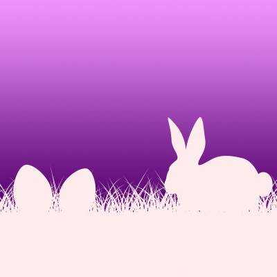 It's the Pagan Easter Bunny