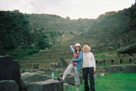 Incan Summer Solstice Ceremony