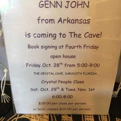 UPCOMING WORKSHOPS: Sarasota, Florida October 29th, November 1st