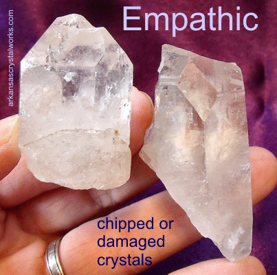 EMPATHIC CRYSTALS - Bring out compassionate feelings