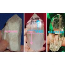 Crystal Energy - Cloudy versus Clear