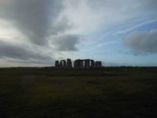 Standing Stones and the Crow Woman