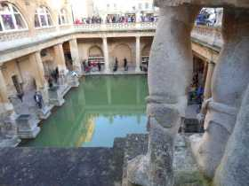Goddess Underground: Bath