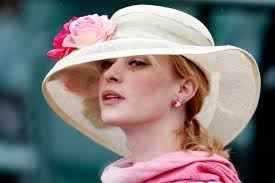 The Divine Feminine Wears a Big Brim Hat?