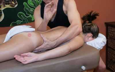 The Goddess in Lomi Lomi Massage