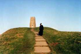 Visions at Glastonbury's Tor and Abby Green