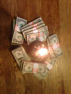 Pagan savings challenge, week forty-four:  it gets harder