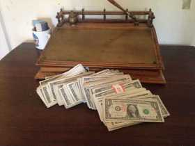 Pagan savings challenge, week thirty-one:  the write stuff