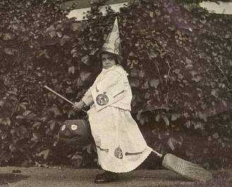 Witches in Film for Small Children