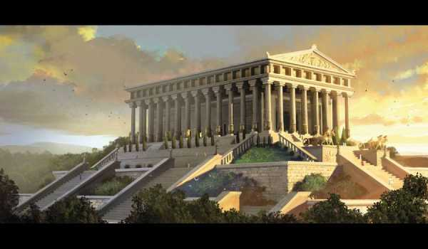 Building the Temple of Your Dreams