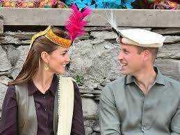 Prince William and Kate Middleton Visit Pakistani Pagans