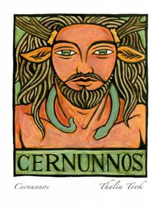 Some Thoughts on a Contemporary Cernunnos