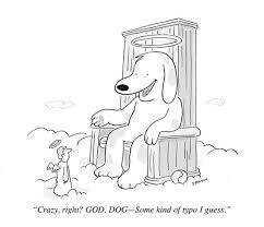 A Dog Named Yahweh