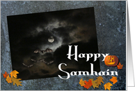 What Do You Say When a Non-Pagan Wishes You 'Good Samhain'?