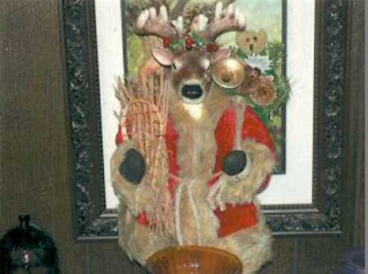 And What Did the Yule Stag Bring You, My Little Pretty?