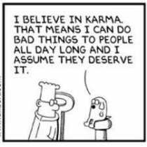 """How Do You Say """"Karma"""" in Witch?"""