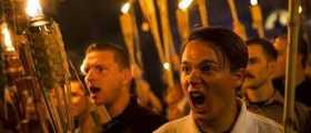 Nazis with Tiki Torches