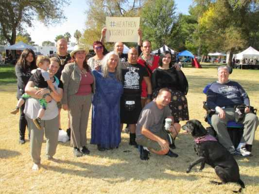 A Great Time at Pagan Pride Day 2019