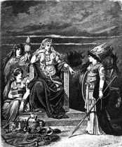 Novel Gnosis part 11: Frigga