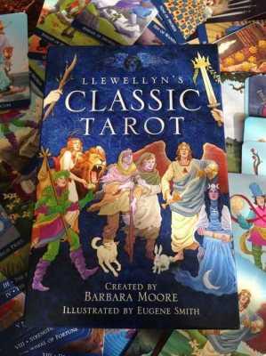 WIN A Collectors Copy of Llewellyn's Classic Tarot!